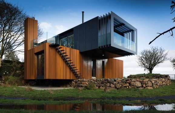Irish Container House