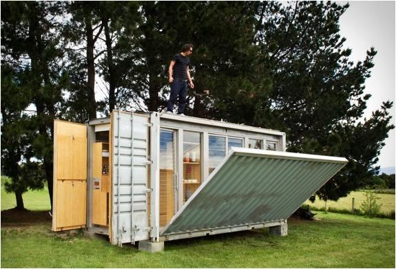 Portable Container Design