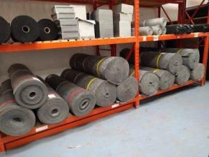 Warehousing at AJF